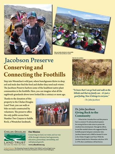 Chelan-Douglas Jacobson Preserve