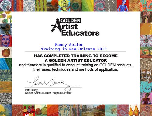 GAEP-Certificate